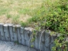Palisada betonowa 50 x 32,  50 x 80