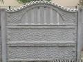 Ogrodzenie betonowe wzór 2