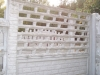 Ogrodzenie betonowe wzór 12